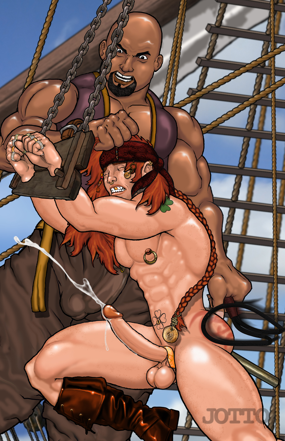 Nude pirate cartoons porncraft gallery