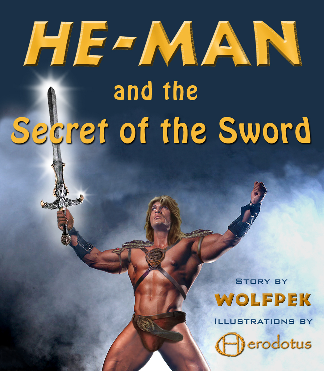 He-Man and the Secret of the Sword